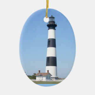 Bodie Lighthouse OBX NC Ornament
