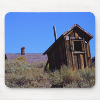 Bodie Outhouse Mouse Mat