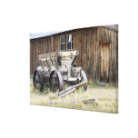 Bodie State Historic Park, CA Stretched Canvas Print