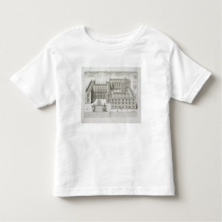 Bodleian Library, Oxford, from 'Oxonia Illustrata' Toddler T-Shirt
