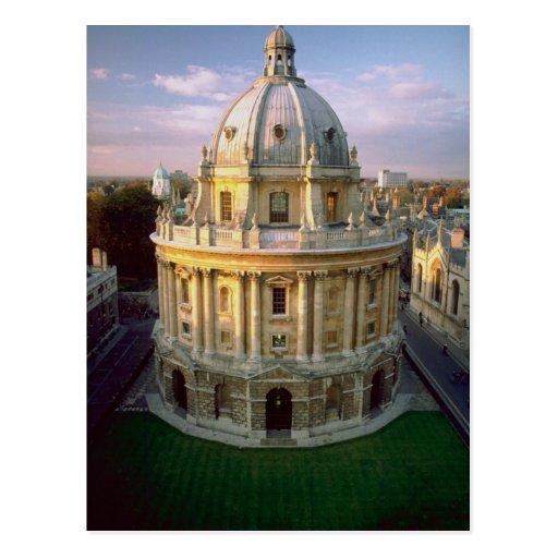 Bodleian Library, Oxford, U.K. Post Card