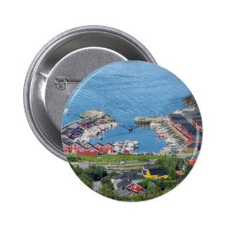 Bodo, Norway 6 Cm Round Badge