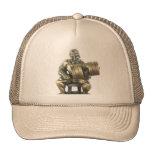 Body Builder Mesh Hat