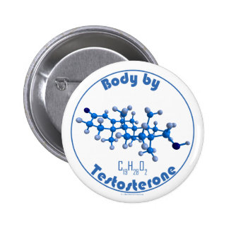 Body by Testosterone Button