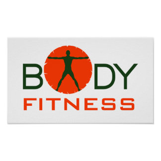 Body Madness Health and Fitness Prints