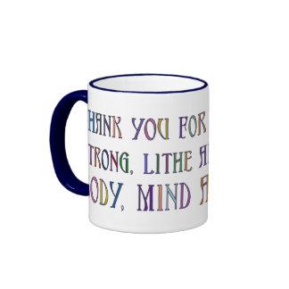Body Mind Spirit Mug