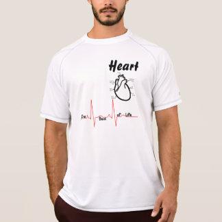 Body Parts -- Human Heart Shirt
