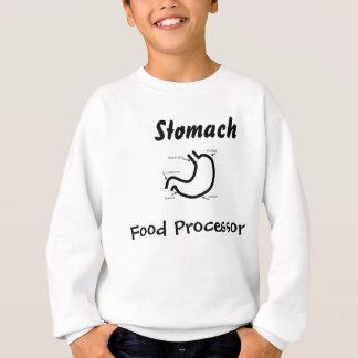 Body Parts --Human  Stomach Sweatshirt