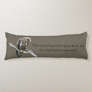 body pillow with eagles