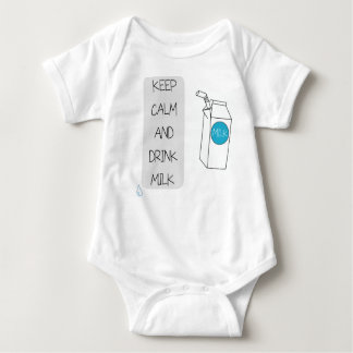 Body pour bébé - Keep calm Baby Bodysuit