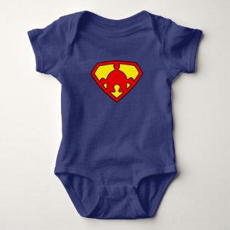 Body Super Autismo Puzzle Baby Bodysuit