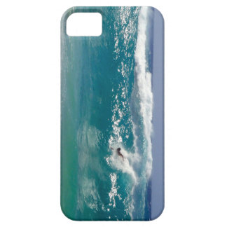 Body Surfing Sandy Beach Case For The iPhone 5