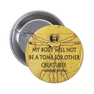 Body Tomb 6 Cm Round Badge