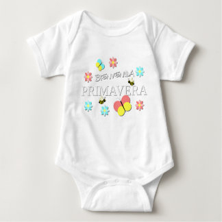 Body Welcome the spring Baby Bodysuit