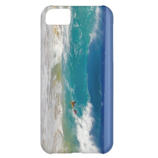 Bodyboarding Sandy Beach III iPhone 5C Case
