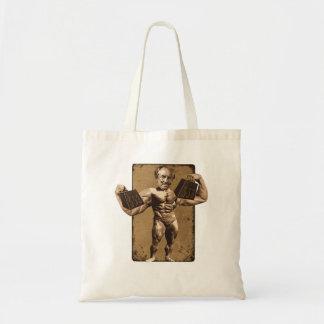 bodybuilder sac en toile