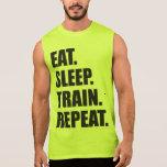 Bodybuilding Gym Motivation Sleeveless T-shirt