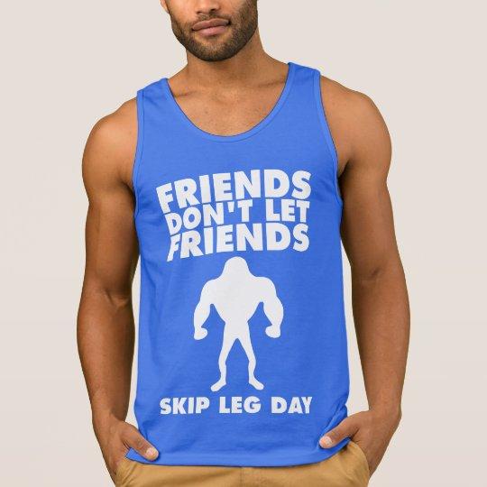 Bodybuilding Humour - Skip Leg Day | Zazzle.co.uk