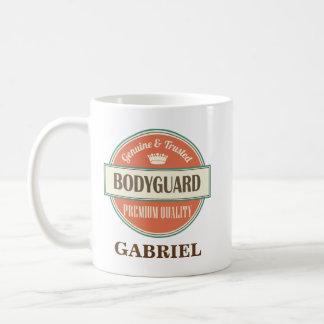 Bodyguard Personalized Office Mug Gift