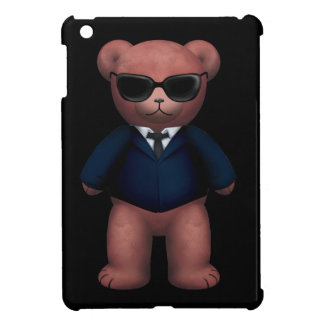 Bodyguard Teddy Bear iPad Mini Cases