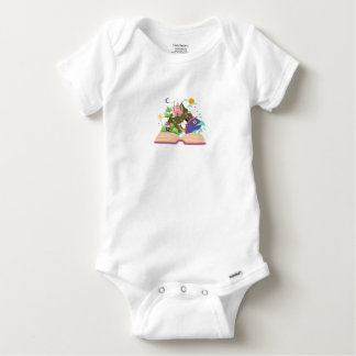 Bodystocking Cotton Baby Princess/Fairy Baby Onesie