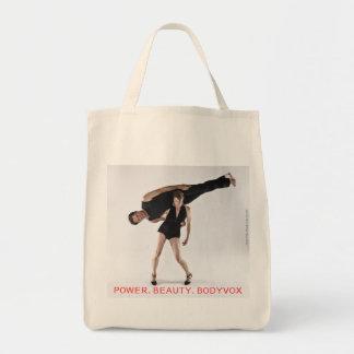 BodyVox Grocery Bag