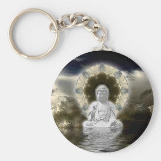 Boeddha Mandala Key Ring