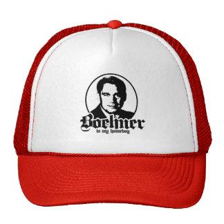 BOEHNER IS MY HOMEBOY HATS