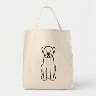 Boerboel Canvas Bag