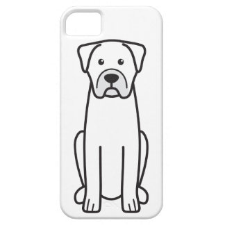 Boerboel Cover For iPhone 5/5S