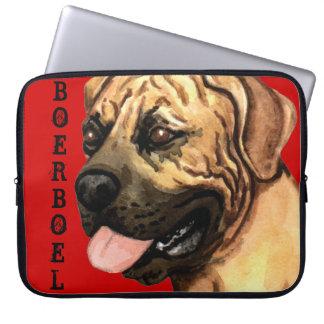 Boerboel Color Block Computer Sleeve