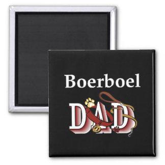 boerboel dad Magnet