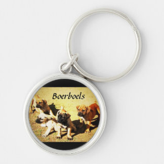 Boerboel Keychain