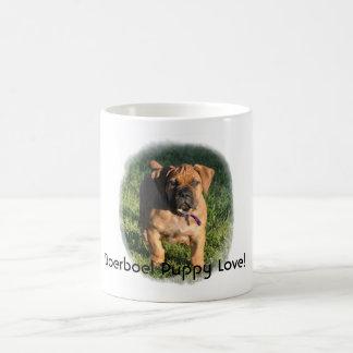 Boerboel Puppy Mug