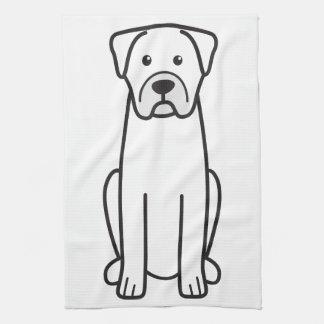Boerboel Hand Towels