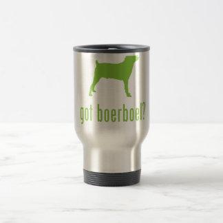 Boerboel Travel Mug