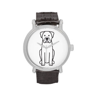 Boerboel Wrist Watches
