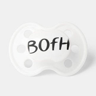 BOFH hybrid operator From bright Pacifier