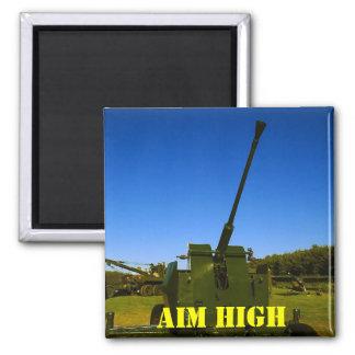 BOFORS NEAM, Aim High Square Magnet