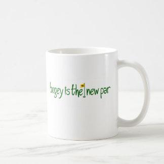 Bogey Is The New Par Coffee Mug
