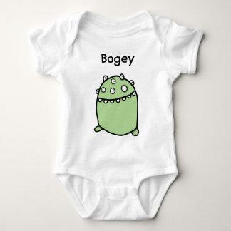 Bogey Monster Baby Creeper Bodysuit