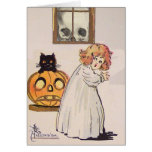 Bogeyman (Vintage Halloween Card)