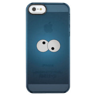 bOgGLE eYeS! Clear iPhone SE/5/5s Case