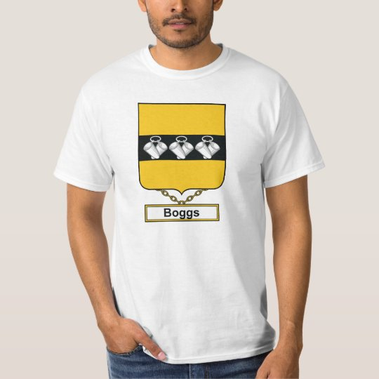 Boggs Family Crest T-Shirt