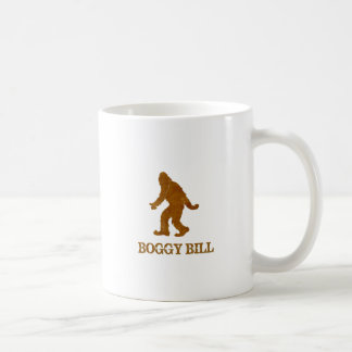 Boggy Bill (Sasquatch) Coffee Mug
