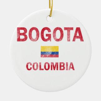 Bogota Colombia Designs Christmas Ornament