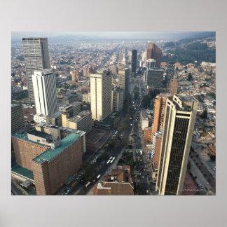 Bogota, Colombia Poster