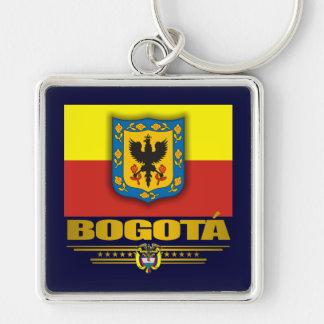 """Bogota Pride"" Key Ring"