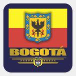 """Bogota Pride"" Square Sticker"