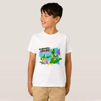 BOGP Lizard AP: Kids Regular Tee